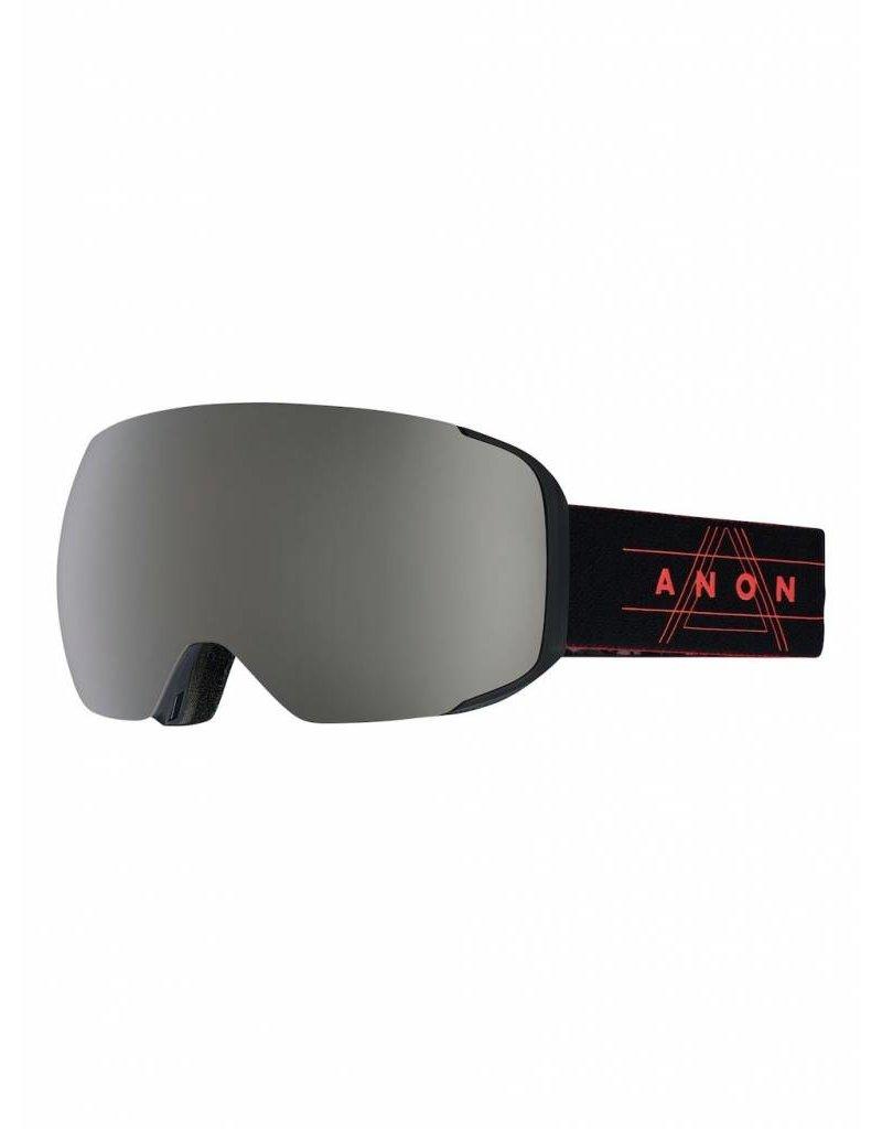 ANON ANON M2 W/SPR RED PLANET/SIL SOLEX 18