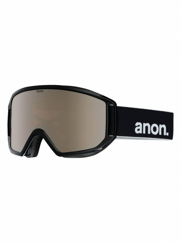 ANON ANON RELAPSE BLACK/SILVER AMBER 18