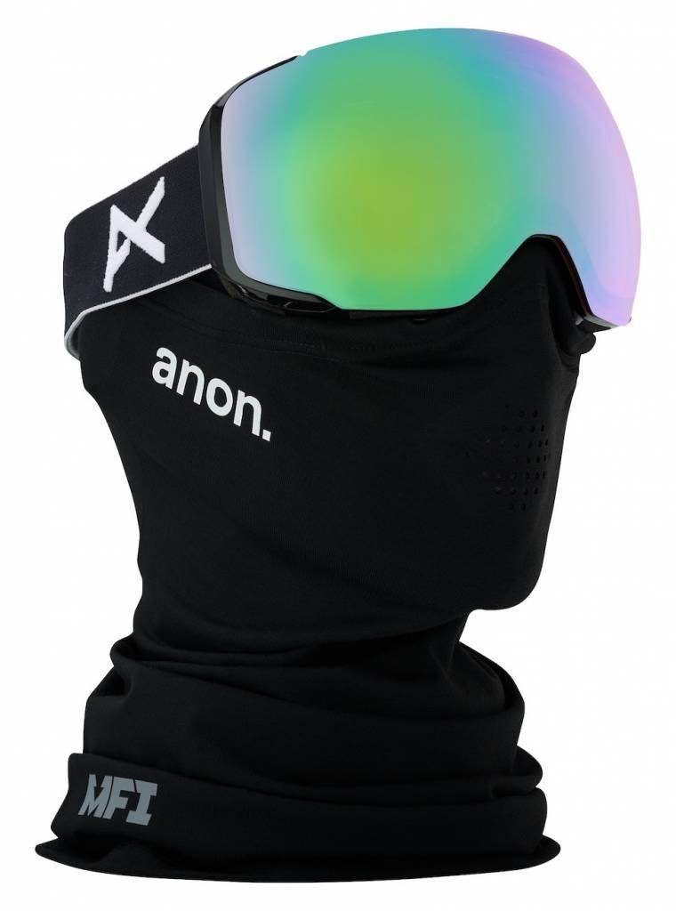 ANON ANON M2 MFI BLACK/SONARGREEN 18