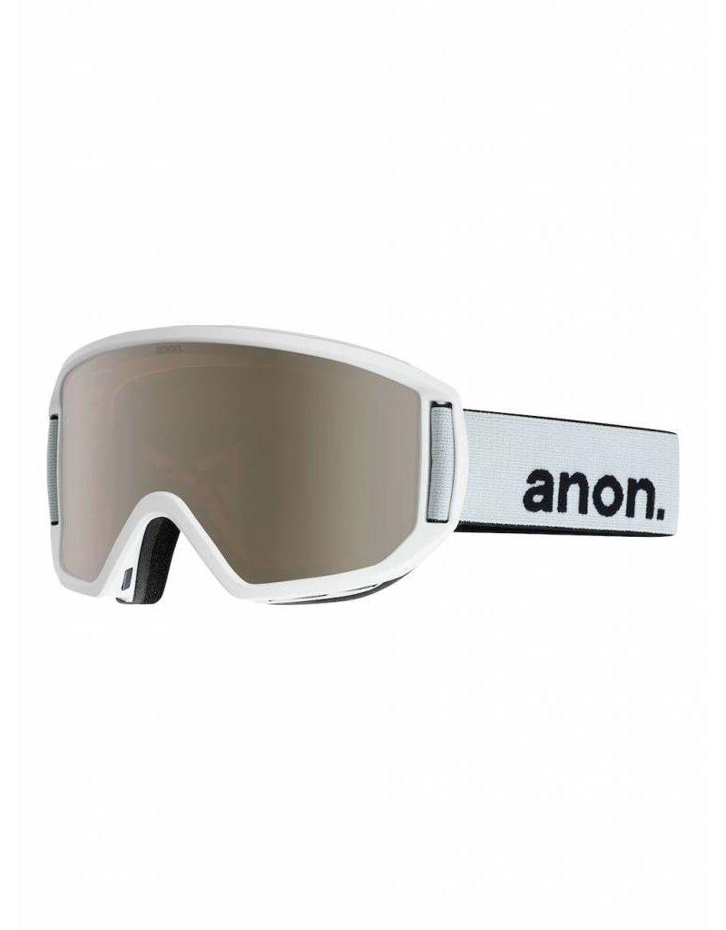 ANON ANON RELAPSE WHITE/SILVER AMBER 18