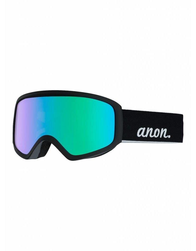 ANON ANON INSIGHT BLACK/GREEN SOLEX 18
