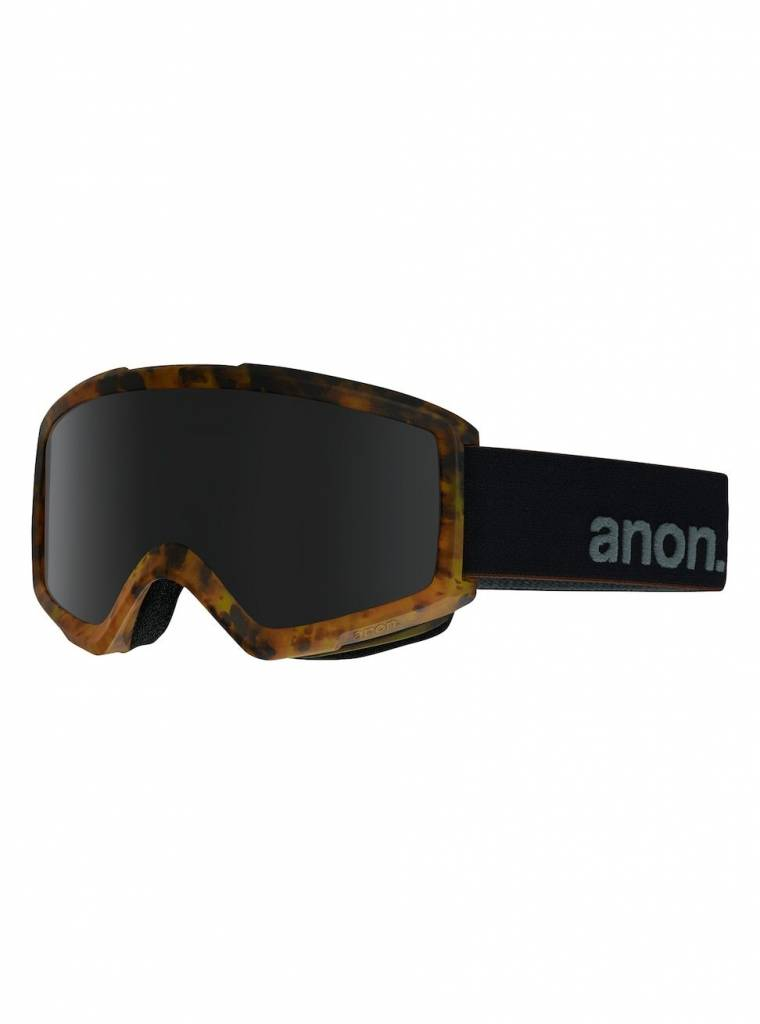 ANON ANON HELIX 2.0 W/SPARE TORT/DARK SMOKE 18