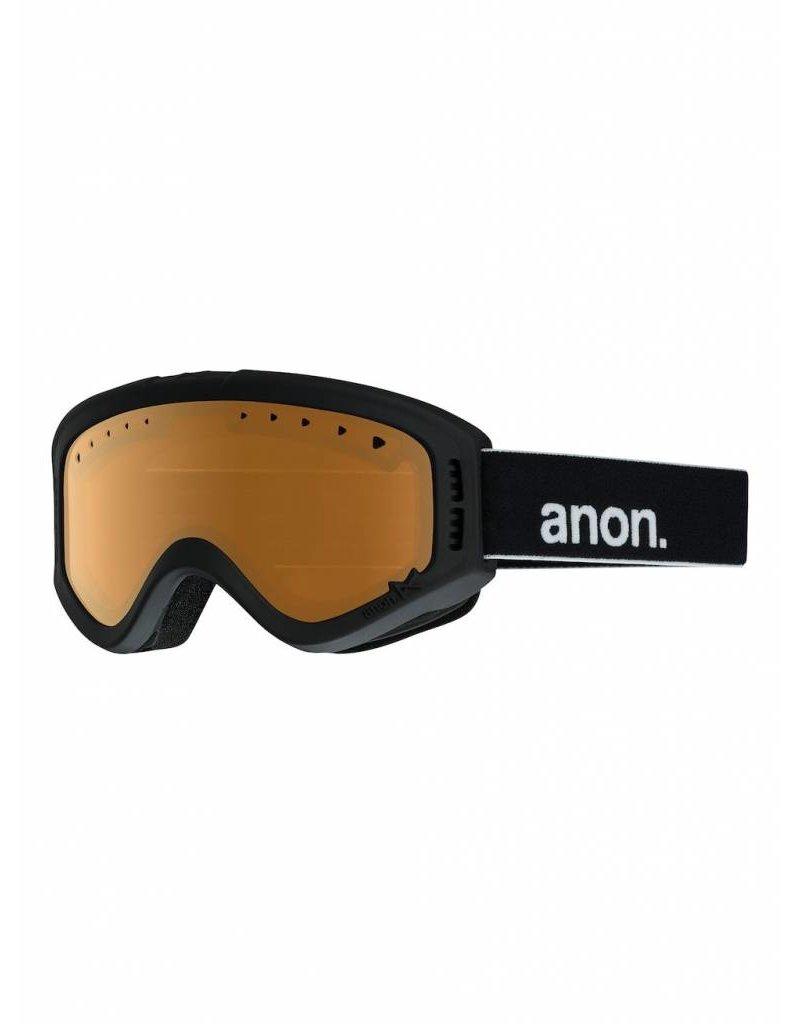 ANON ANON TRACKER BLACK/AMBER 18