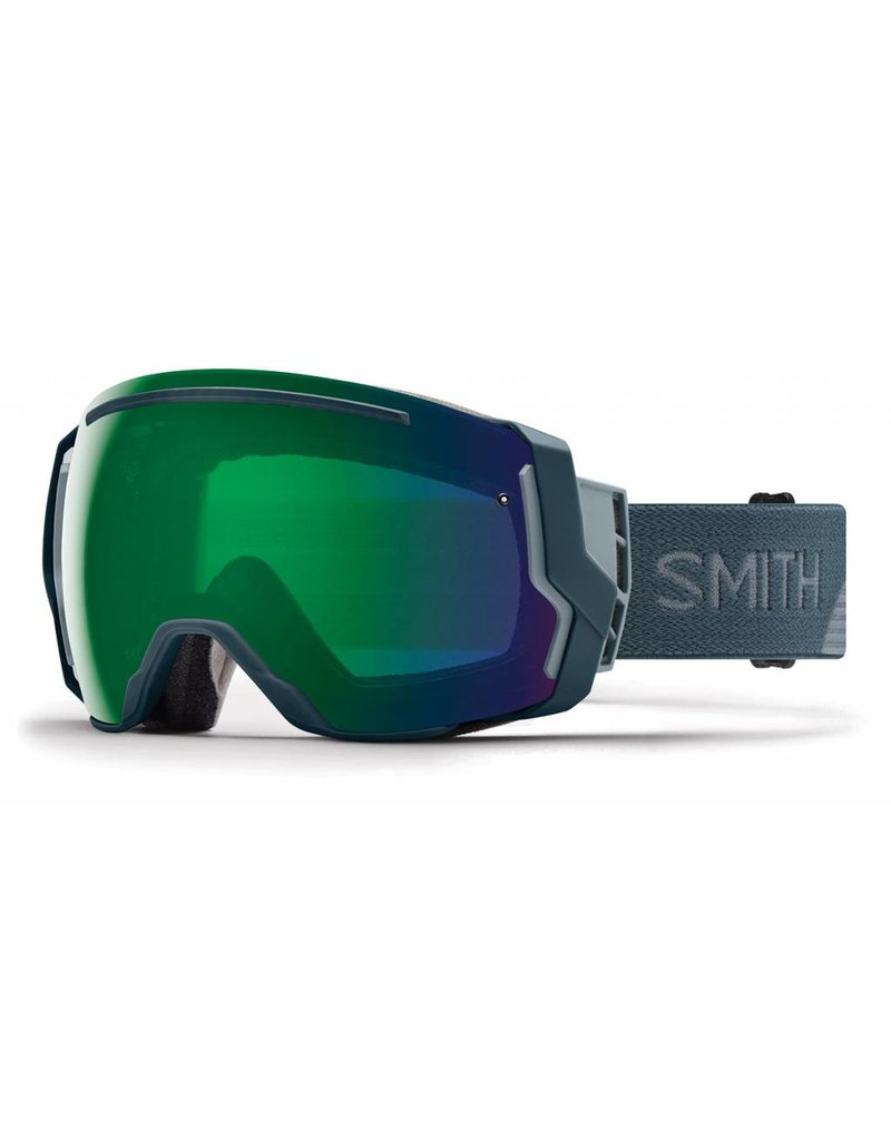 Smith SMITH I/O SEVEN  W/CHROMAPOP EVERYDAY GREEN MIRROR 18
