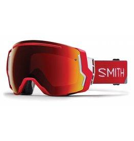 Smith SMITH I/O SEVEN   W/ CHROMAPOP SUN RED MIRROR 18