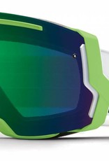 Smith SMITH I/O SEVEN   W/ CHROMAPOP SUN GREEN MIRROR 18