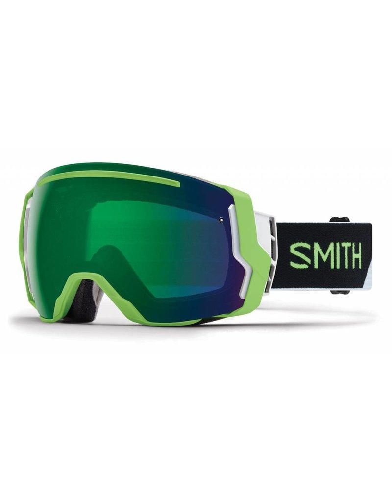 Smith SMITH I/O SEVEN   W/ CHROMAPOP SUN GREEN MIRROR 18