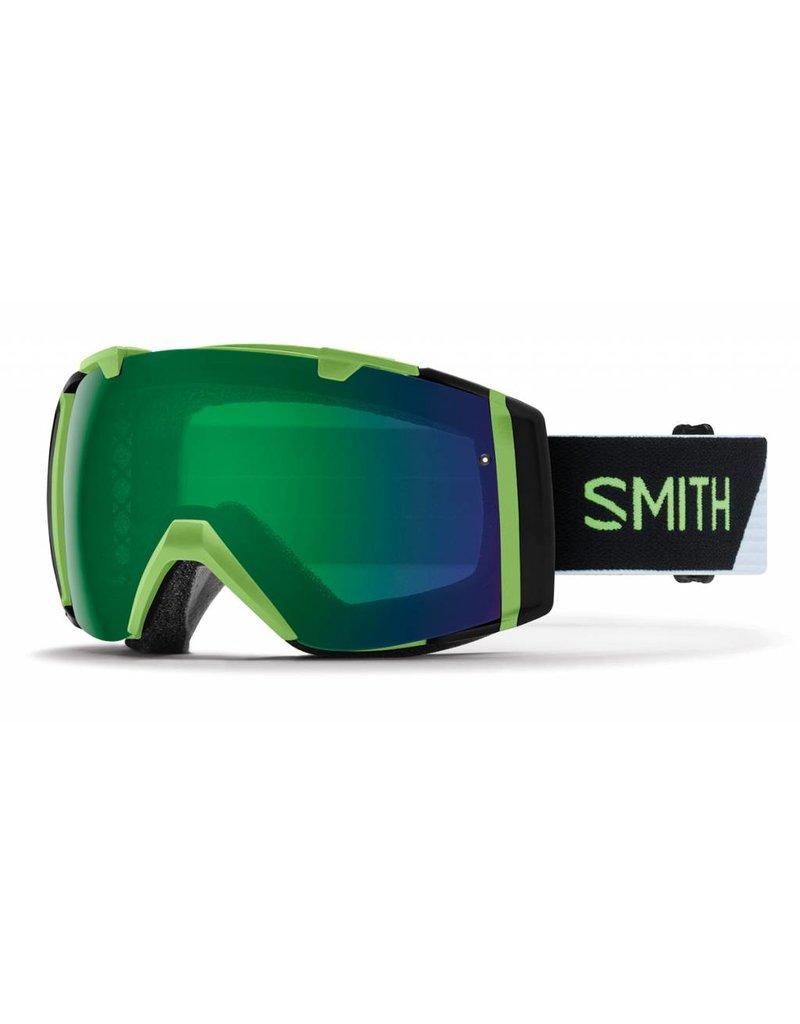 Smith SMITH I/O   W/ CHROMAPOP EVERYDAY GREEN MIRROR 18