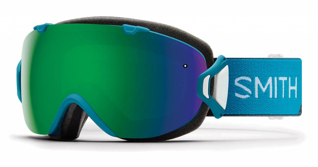 Smith SMITH I/OS  W/ CHROMAPOP SUN GREEN MIRROR 18