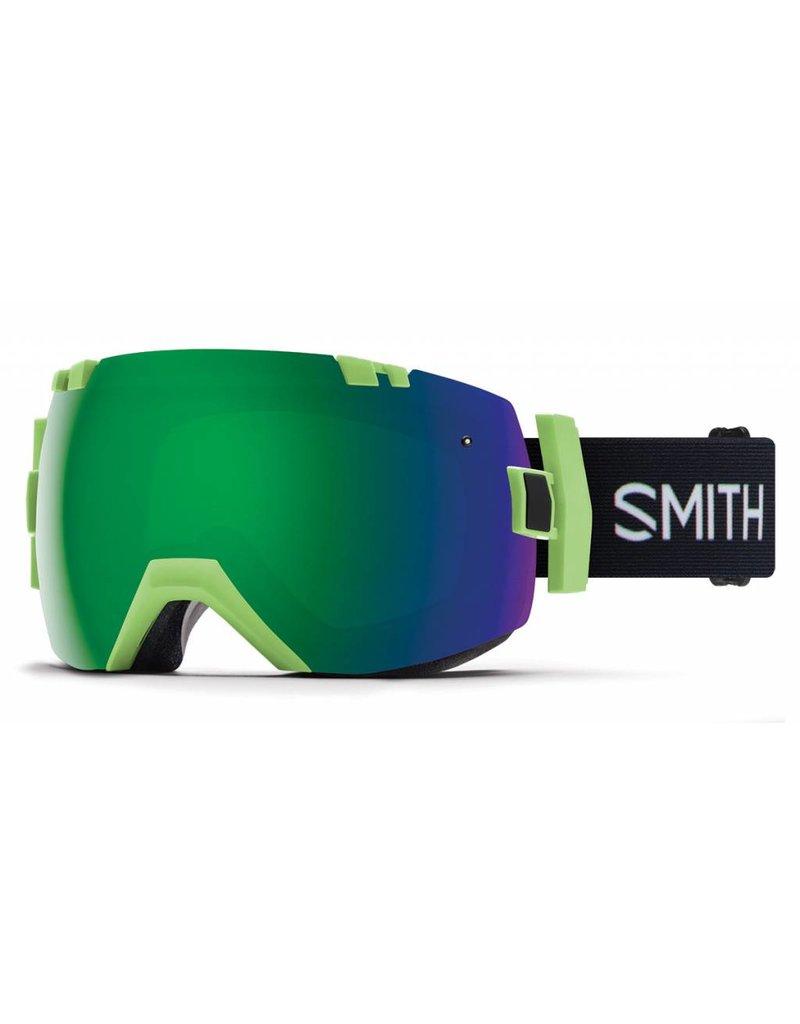 Smith SMITH I/OX  W/ CHROMAPOP SUN GREEN MIRROR 18
