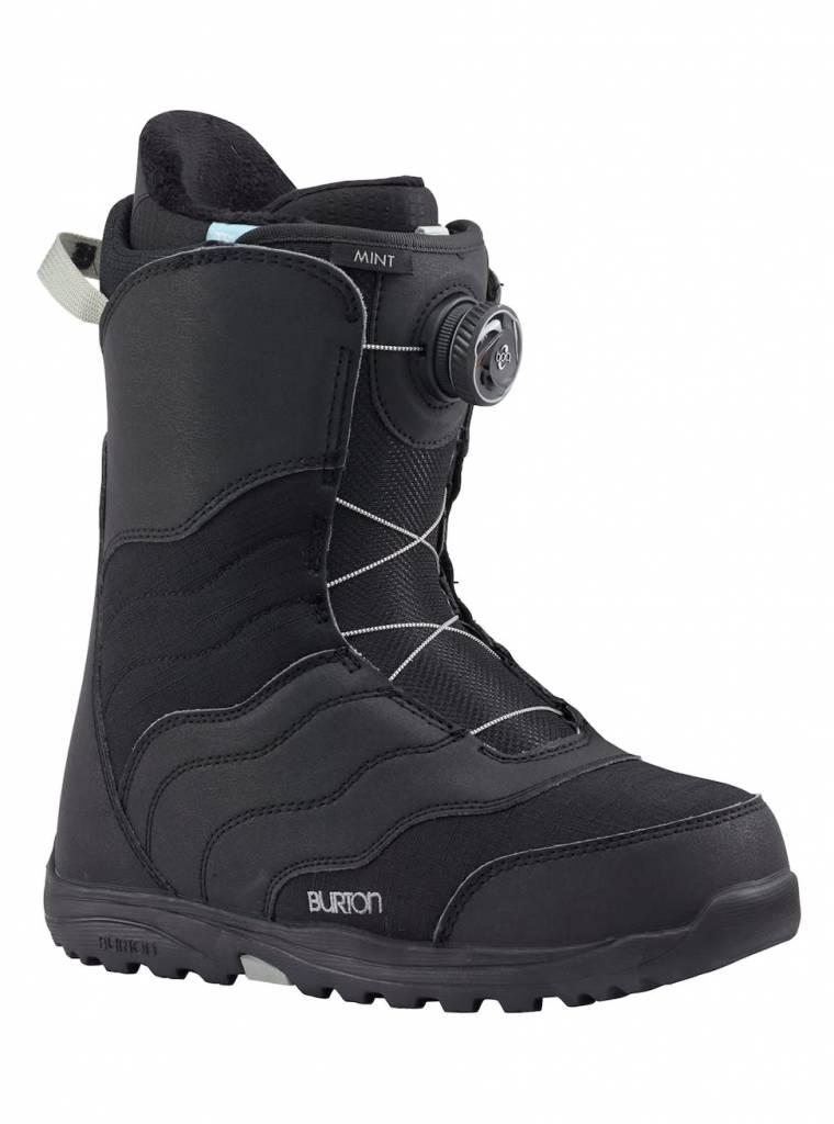 Burton BURTON MINT BOA BLACK 18