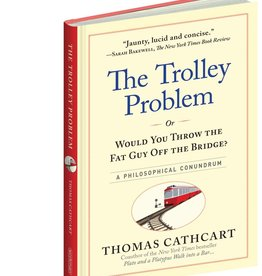 Workman Publishing Trolley Problem Hardcover