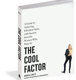 Workman Publishing Cool Factor Paperback Book