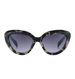 Perverse Sunglasses Tortoise Oversize Cat-eye Sunglasses