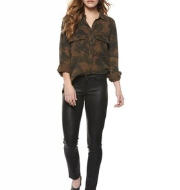 Dex Chintz Black Skinny Jean