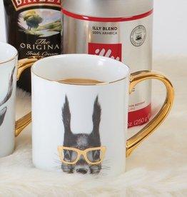 8 Oak Lane Critter Bunny Coffee Mug