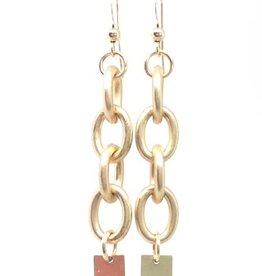 Erin Gray Palisades Chain Dangler Earring
