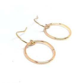 Erin Gray Circle Of Love Earring