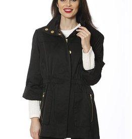 Ciao Milano Anorak Jacket w/Roll Tab Sleeve