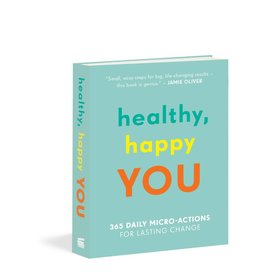 Workman Publishing Healthy, Happy You