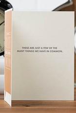 Compendium 'You are intelligent, beautiful, inspiring' Card