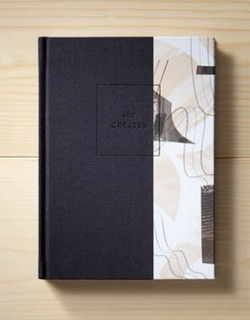 Compendium She Creates Notebook