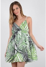 Molly Bracken Palm Tree Dress