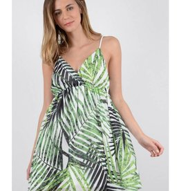Molly Bracken Palm Tree Dress