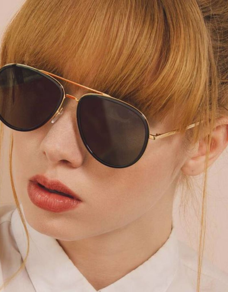 Freyrs Sunny Wire Frame Sunglasses