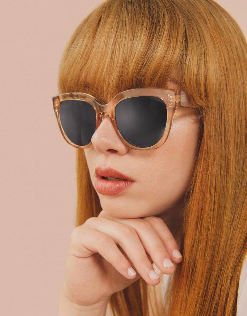 Freyrs Jane Thick Frame Sunglasses
