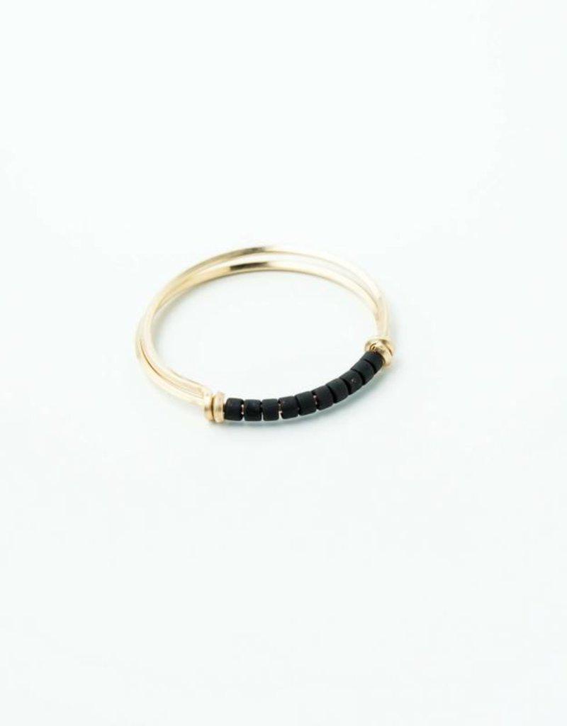 Sarah Briggs 14K Stacking Ring