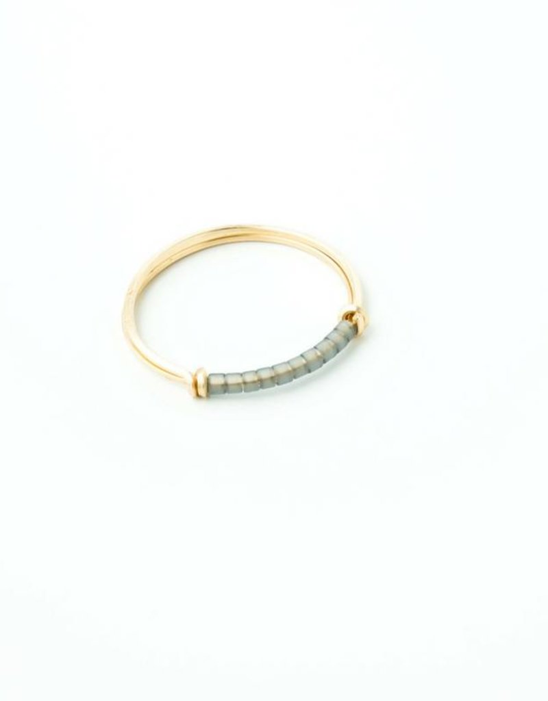 Sarah Briggs 14K Stacking Ring