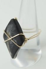 Sarah Briggs Arya Stone Ring 14K