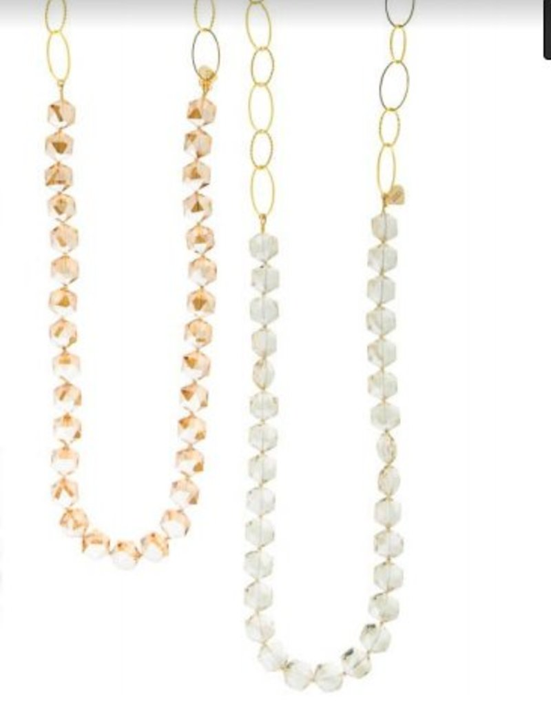 Loves Affect Crystal Layering Necklace