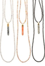 Loves Affect Kolton Crystal Layering Necklace