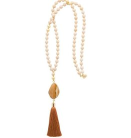 Loves Affect Ashlynn Tassel Necklace