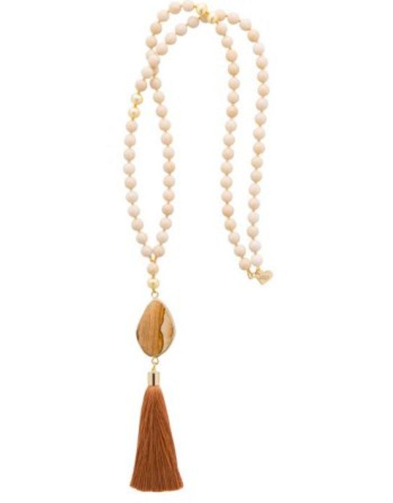 Loves Affect Ashlynn Tassel Necklace