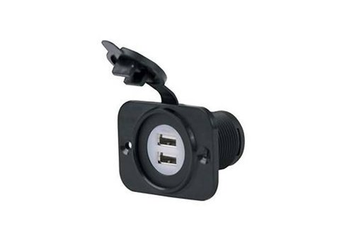 PRO-FIT 12V DUAL USB CHARGER RECEPTACLE