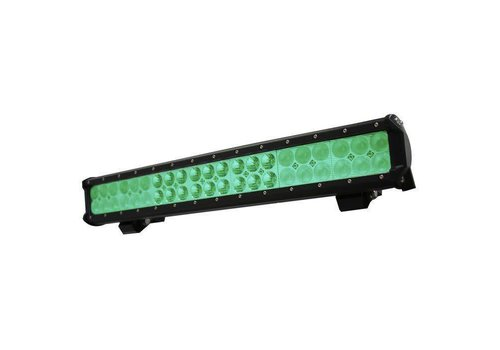 PRO-FIT 19.8 IN,GREE,DUAL ROW LED LIGHT BAR