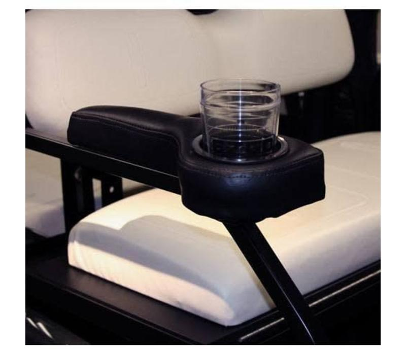 REAR SEAT ARMREST KIT (BLACK)
