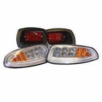 LIGHT KIT HALO WITH TURN SIGNALS 12/48V RXV 2016-UP