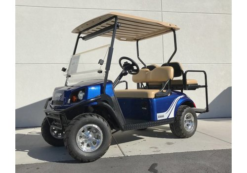 E-Z-GO 2018 E-Z-GO TXT 72V (ELECTRIC BLUE)