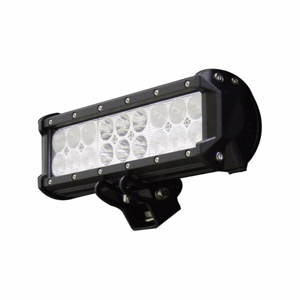 10 dual row white led light bar dixielectricar 10 dual row white led light bar aloadofball Choice Image