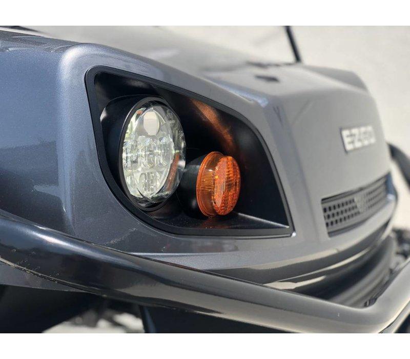 2018 E-Z-GO EXPRESS L6-G (Metallic Charcoal)