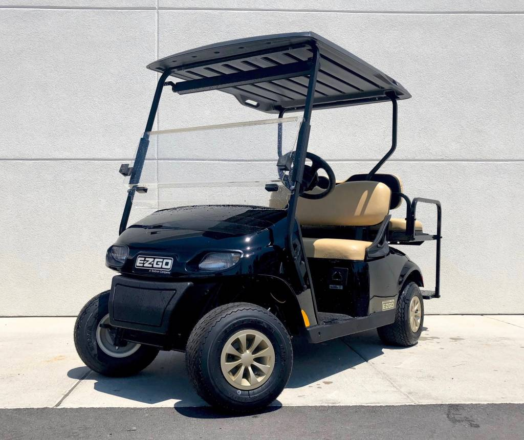 Street Legal E-Z-GO Golf Carts. Gas and Electric powered ... on