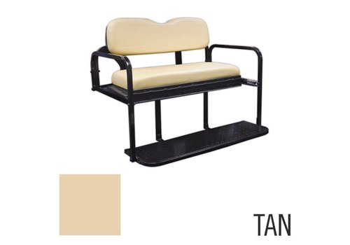 PRO-FIT REAR FLIP SEAT KIT TXT TAN 96-UP