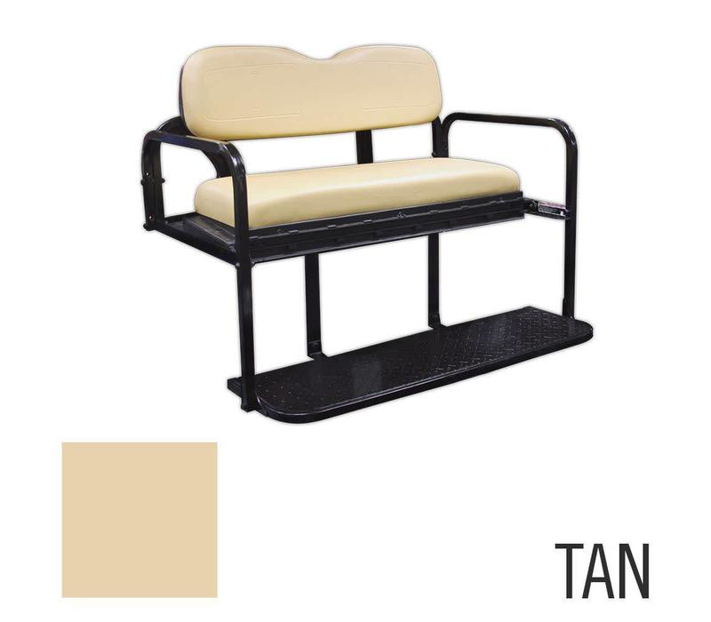 REAR FLIP SEAT KIT TXT TAN 96-UP