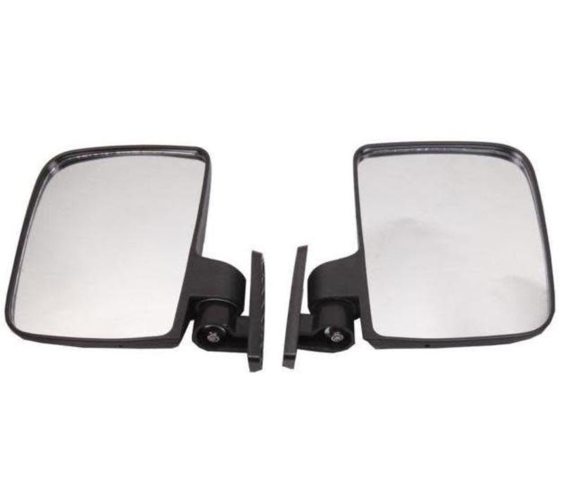 SIDE VIEW MIRROR KIT WITH DIXIE LOGO