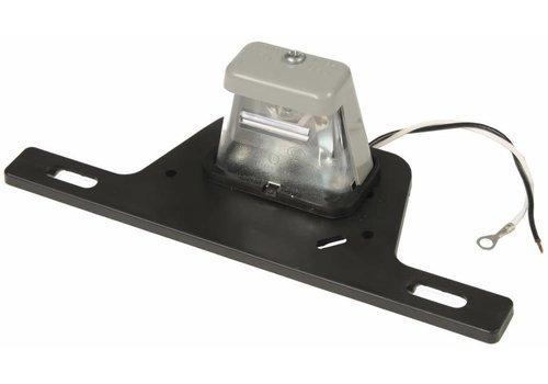 STENTEN'S GOLF CART ACC. TAG LAMP & BRACKET