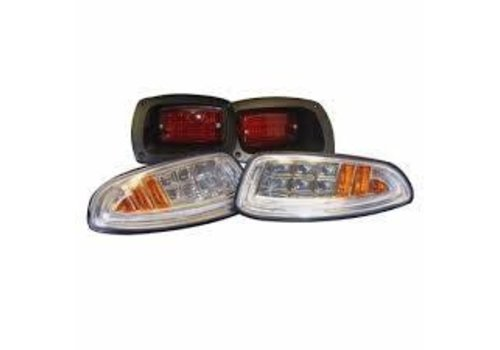 PRO-FIT LIGHT KIT HALO WITH TURN SIGNALS 12/48V RXV 2008-2015